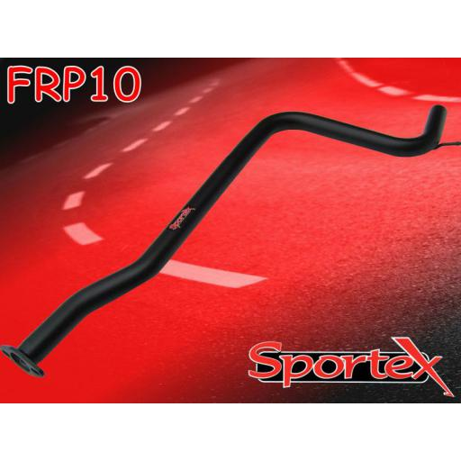 Sportex Ford Mondeo exhaust race tube 2.5i V6 1993-2000