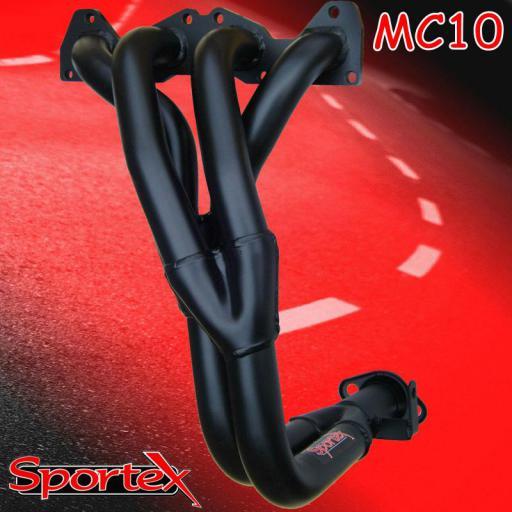 Sportex Citroen Saxo VTS 4 branch exhaust manifold 1996-2004